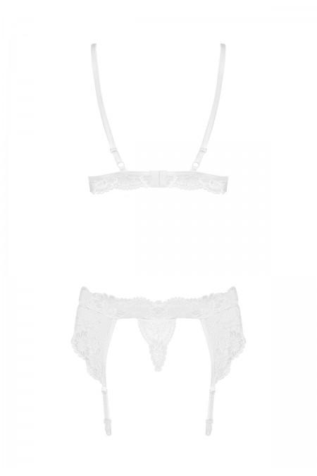 OB 810-SEG-2 3 pcs set white