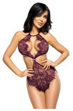BN Jordana teddy purple
