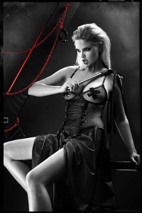 Set Rochie DDSelene001 Demoniq Dark Desire Collection