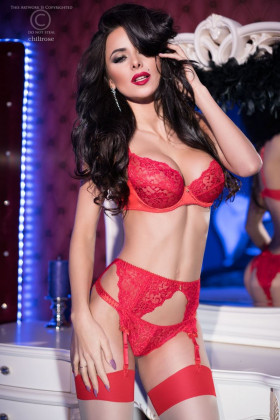 Sexy Set CR4192 Chilirose